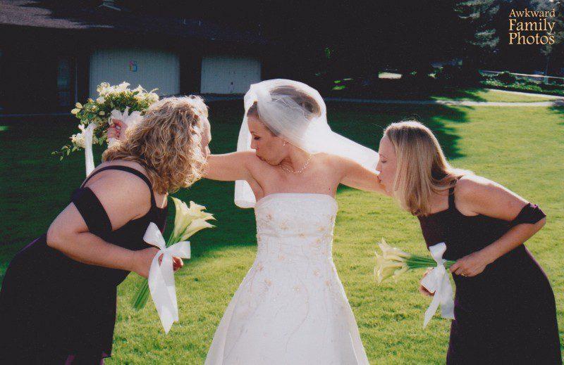 funny bridesmaids