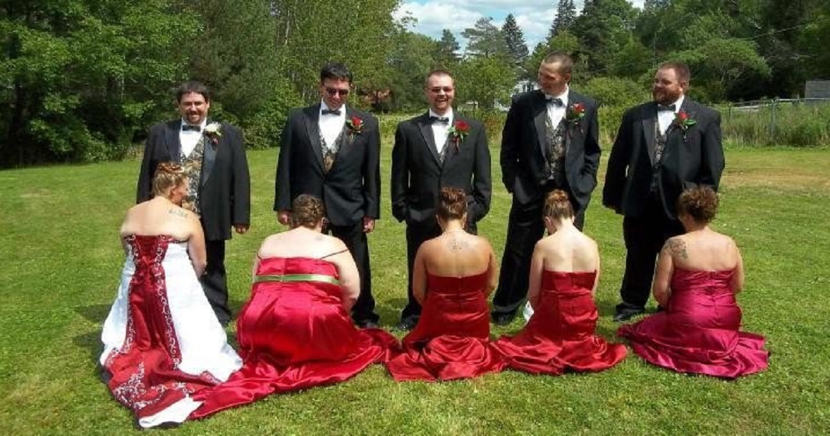 The Most Awkward Bridesmaid Moments Caught On Camera