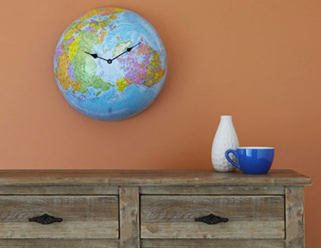 funny-clever-alternatives-every-day-objects-globe-clock