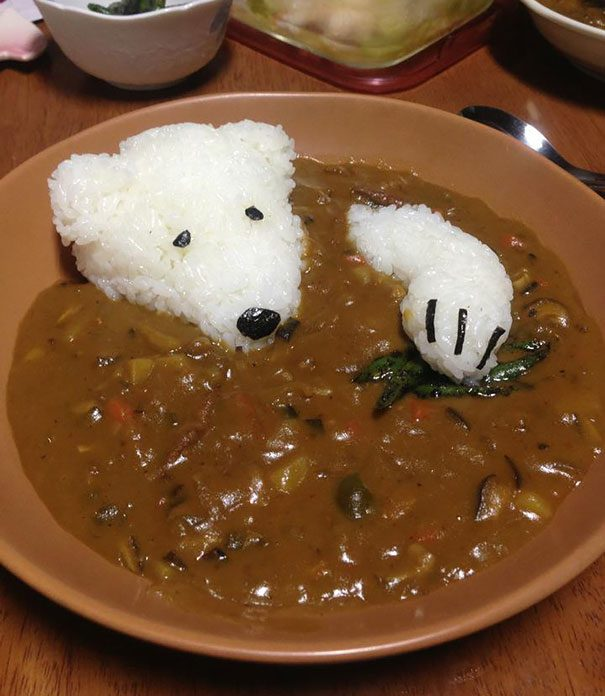 These Japanese Style Meals Are So Cool, You Almost Wouldn ... | 605 x 696 jpeg 78kB