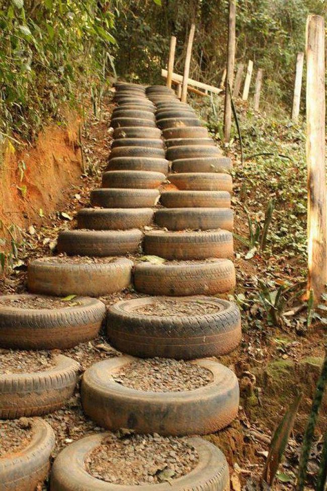 funny-clever-alternatives-every-day-objects-tire-stairs