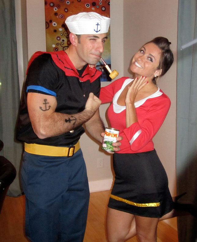 Looking For A Couple-Themed Halloween Costume Idea? We've