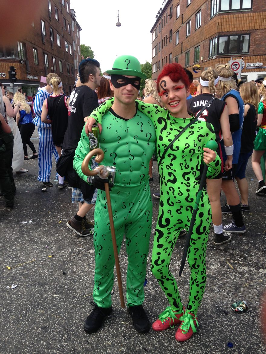 More Great Halloween Costume Ideas For Adults