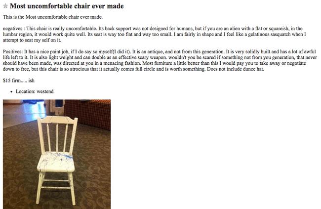 Craigslist El Paso >> 23 Of The Craziest Craigslist Ads You've Ever Seen