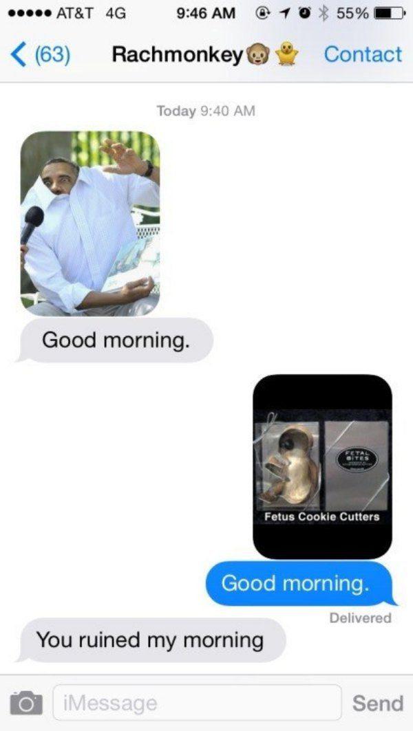 best friend texts