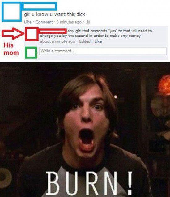 facebook-burn