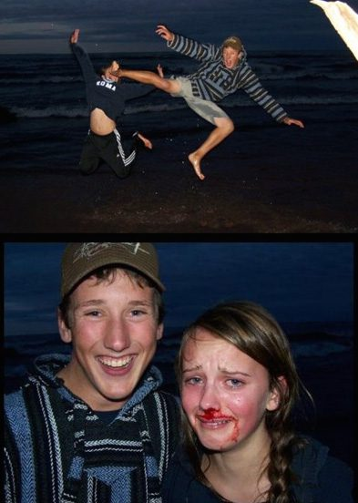 19 hilarious family photos gone wrong
