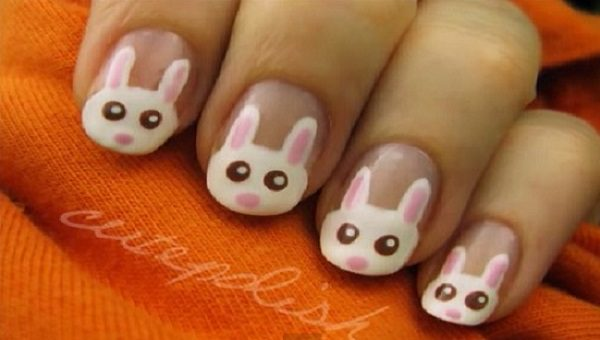 nail art for Easter