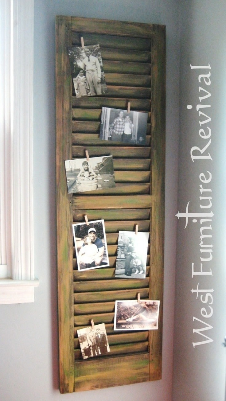 Diy Window Shutter Projects