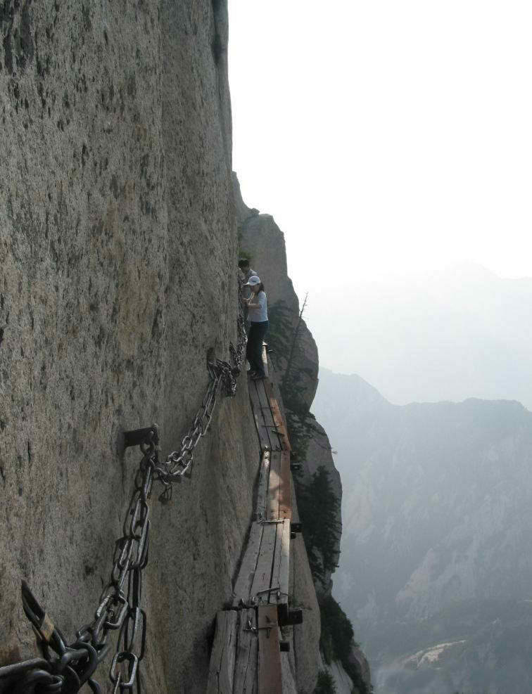 scariest path on planet