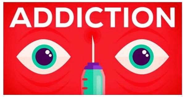 cause of addiction