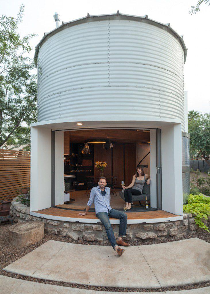 silo project