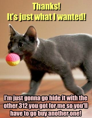 cat logic 18