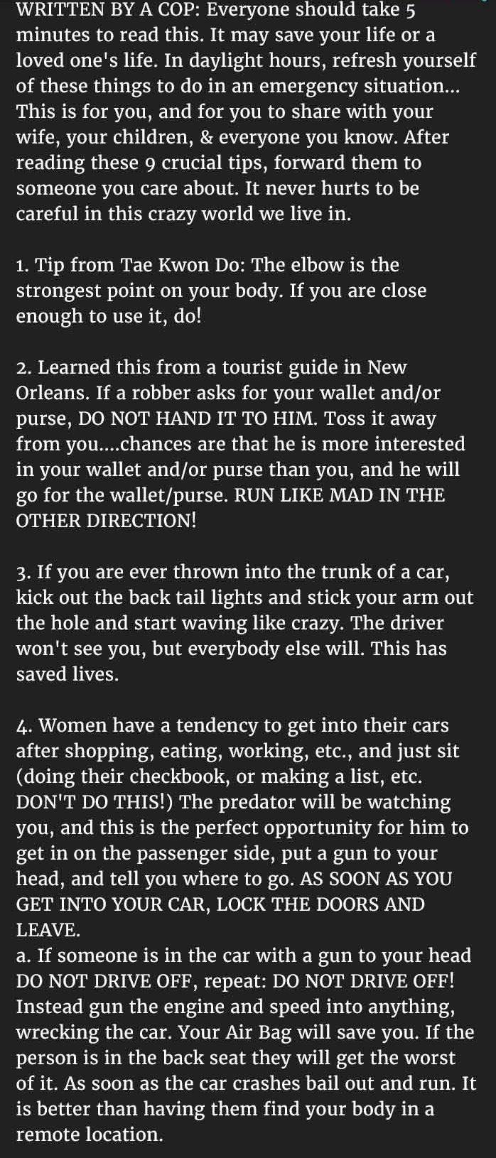 cop safety tip 1