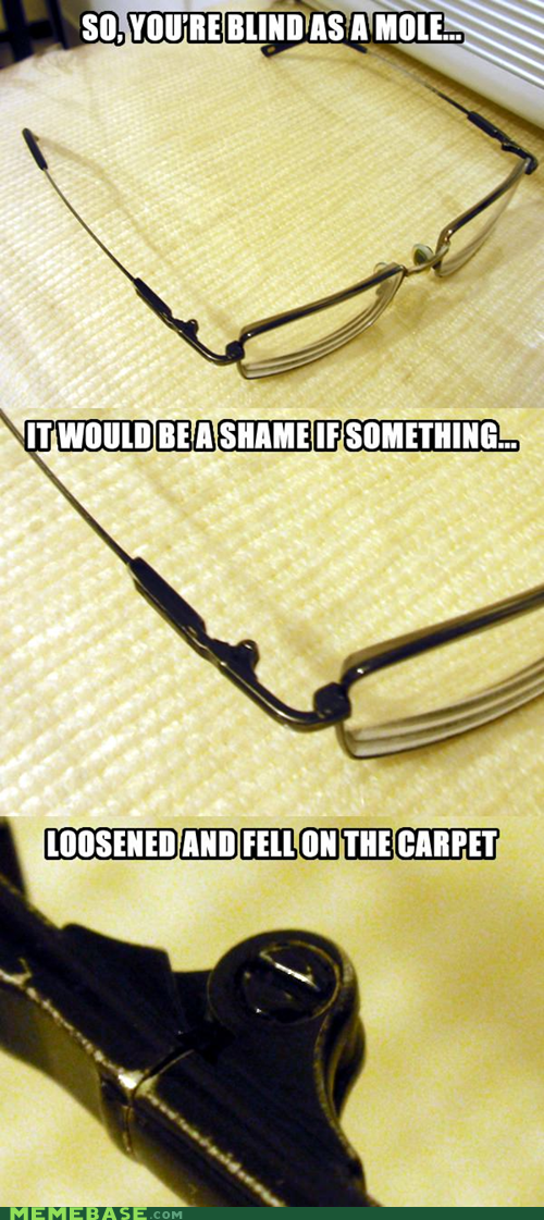 glasses related problems 9