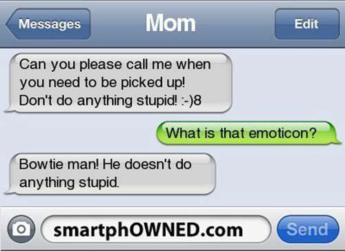 hilarious mom texts 14