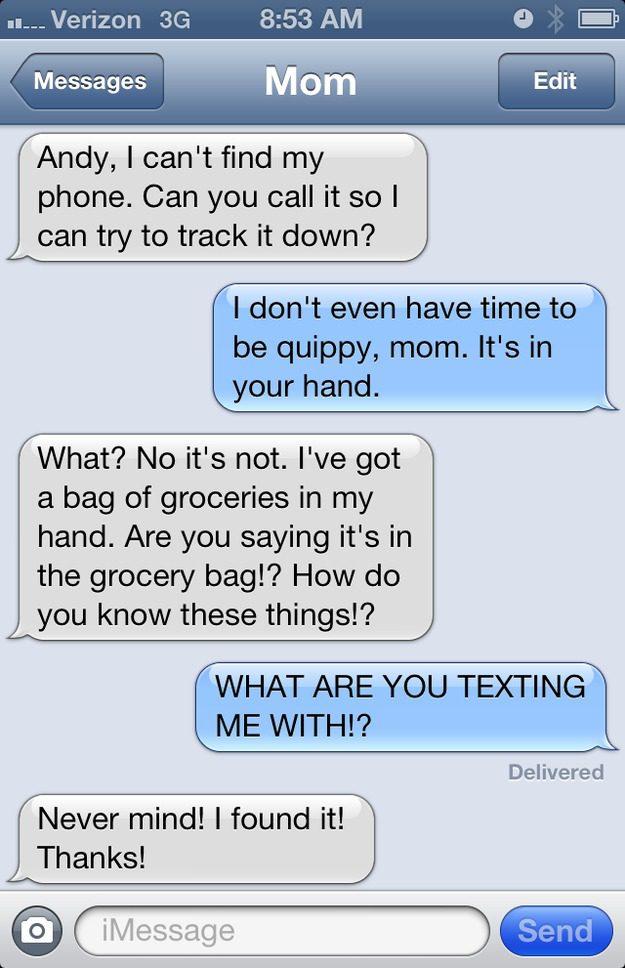 hilarious mom texts 16