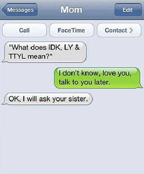 hilarious mom texts 5