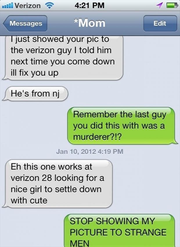 hilarious mom texts 8