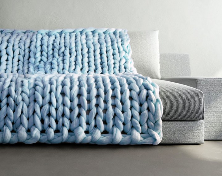 how to knit a blanket 5