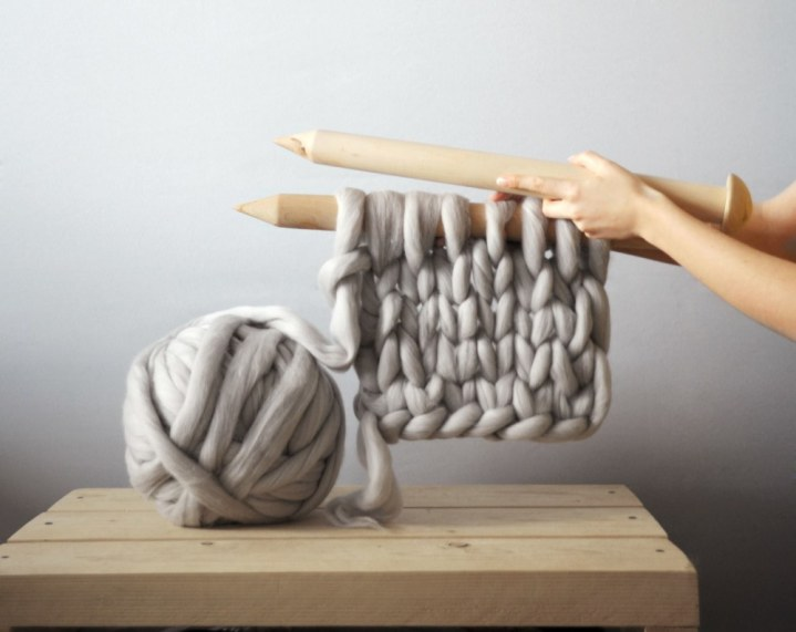 how to knit a blanket 6