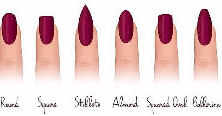nail shapes 0.1