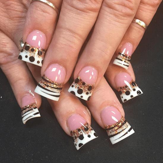 nail shapes 8