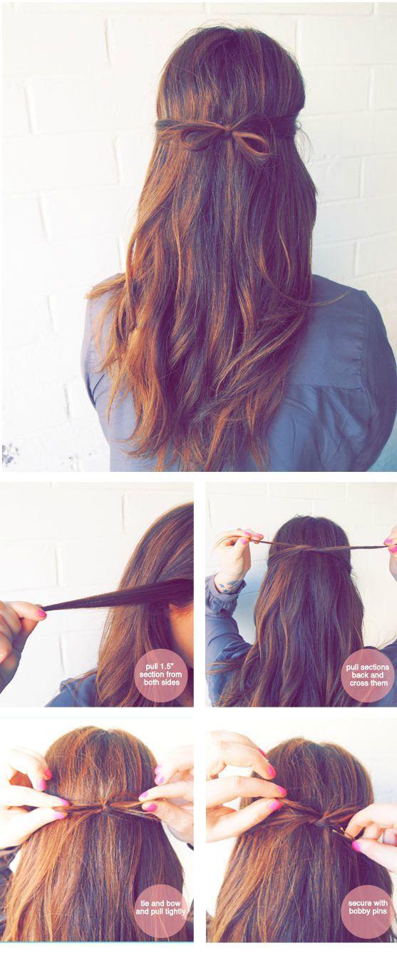 simple hairstyles 14