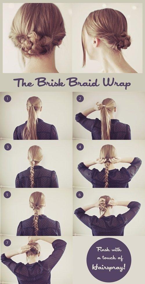 simple hairstyles 6