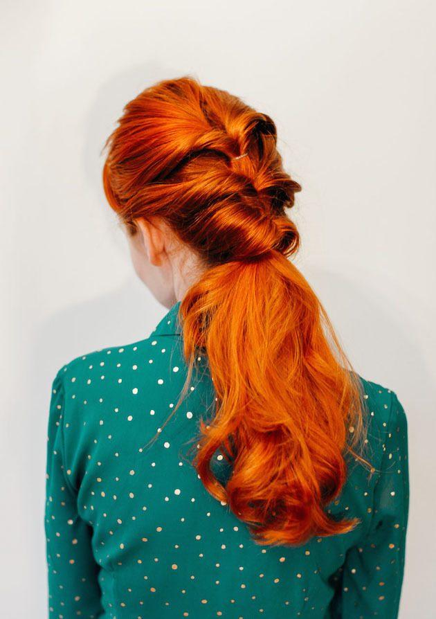 simple hairstyles 7