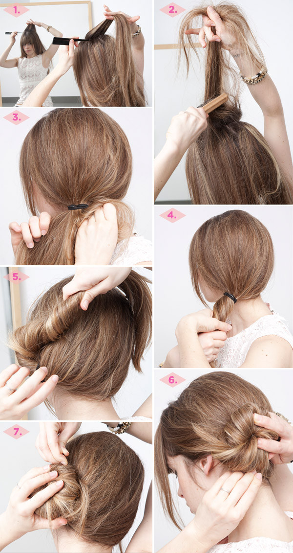 20 Simple And Elegant Hairstyles That Don't Take Much Time ...