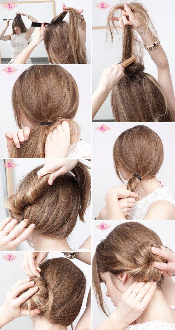 simple hairstyles 8