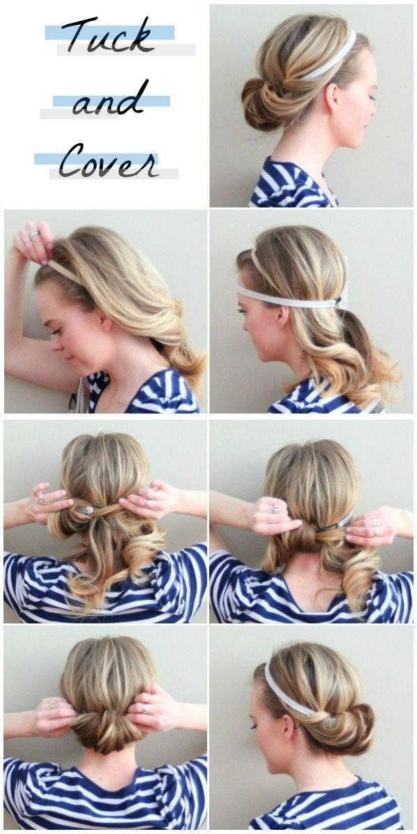 simple hairstyles 9