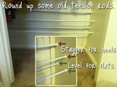tension rod uses