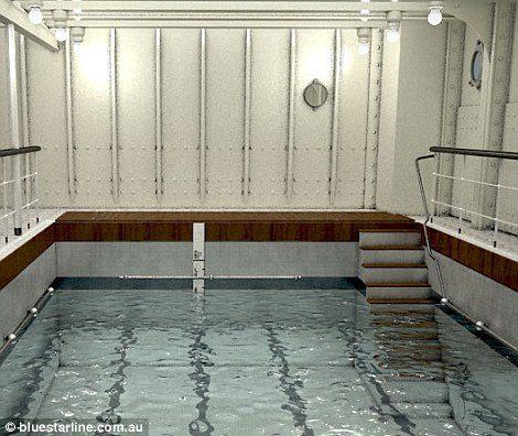 titanic exact replica billionaire 7
