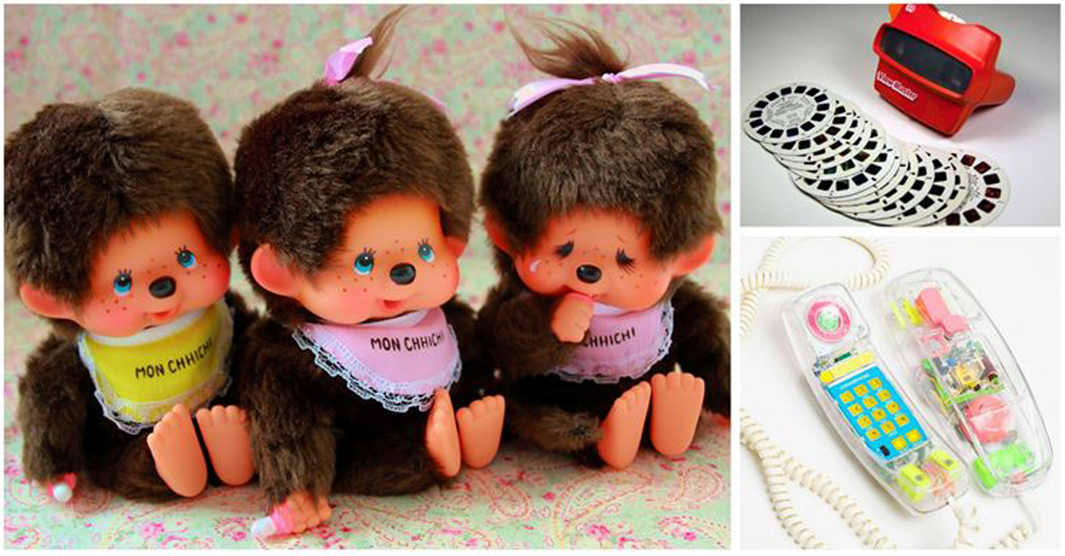 19 Toys Only Girls Who Grew Up In The 80's Will Remember