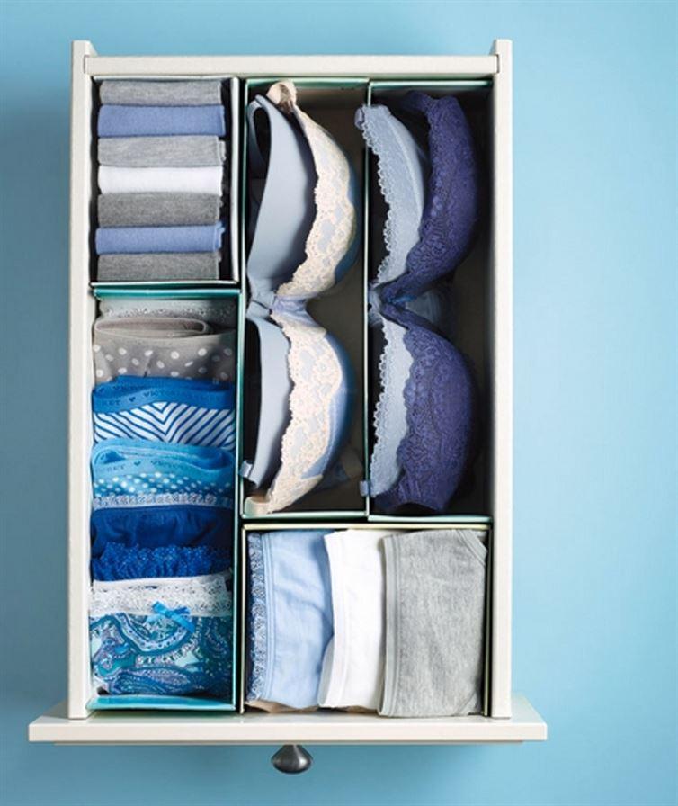 ways to organize 9
