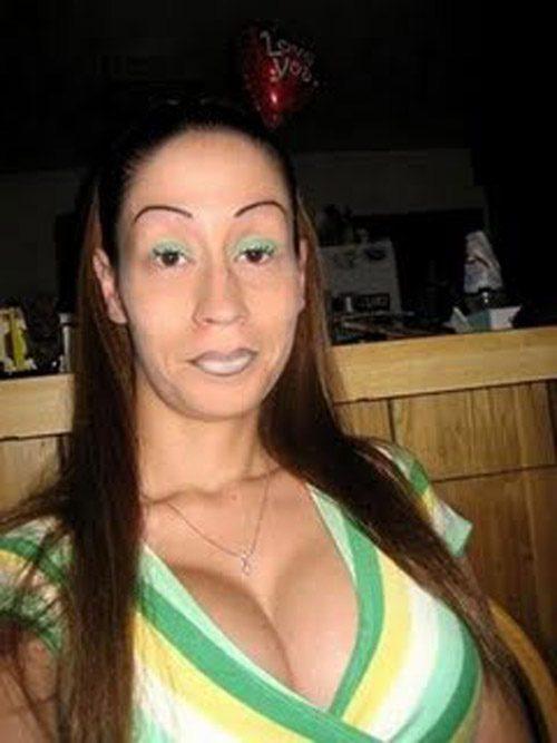 weird eyebrows 14