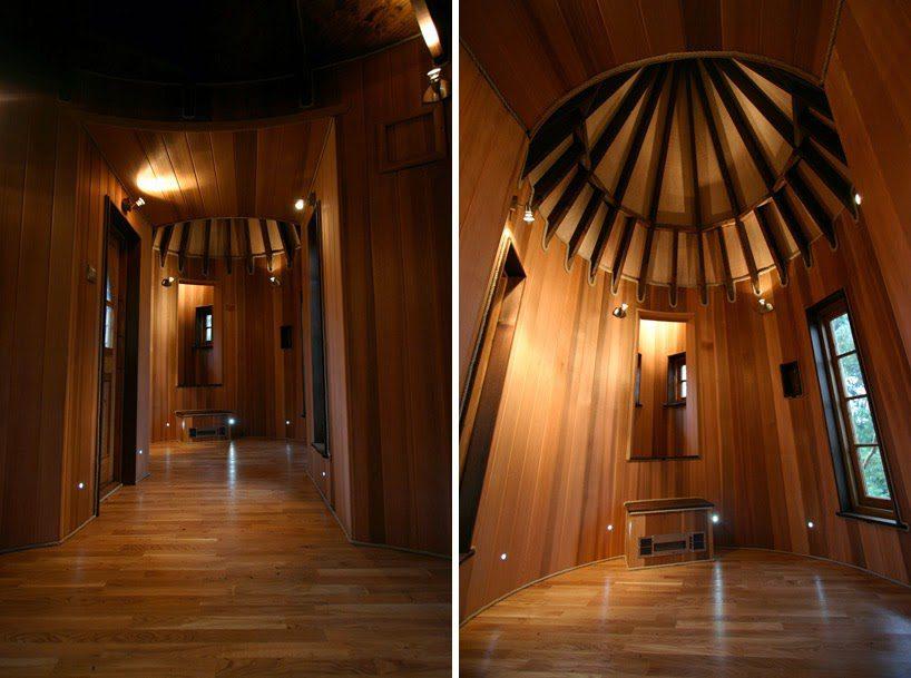 Castlelike treehouse 3