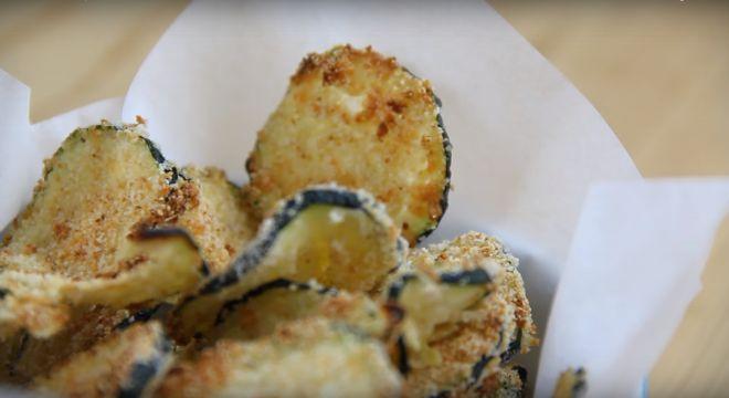 Zucchini chips 6