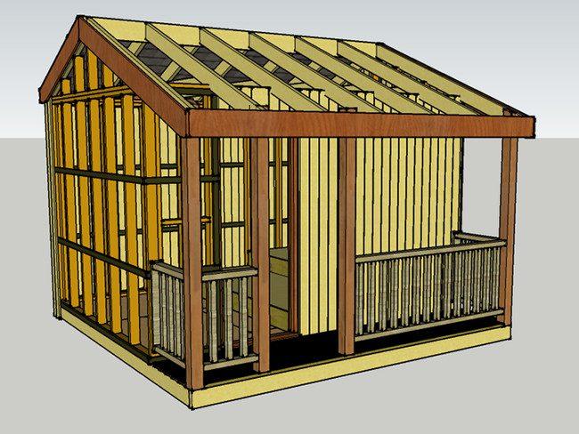 backyard shed 1