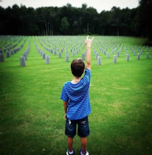 boy raising hand 4