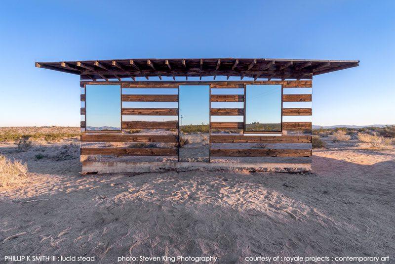 cabin in the desert 1