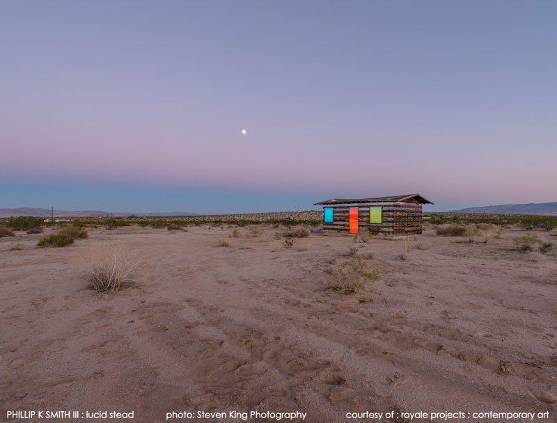 cabin in the desert 10