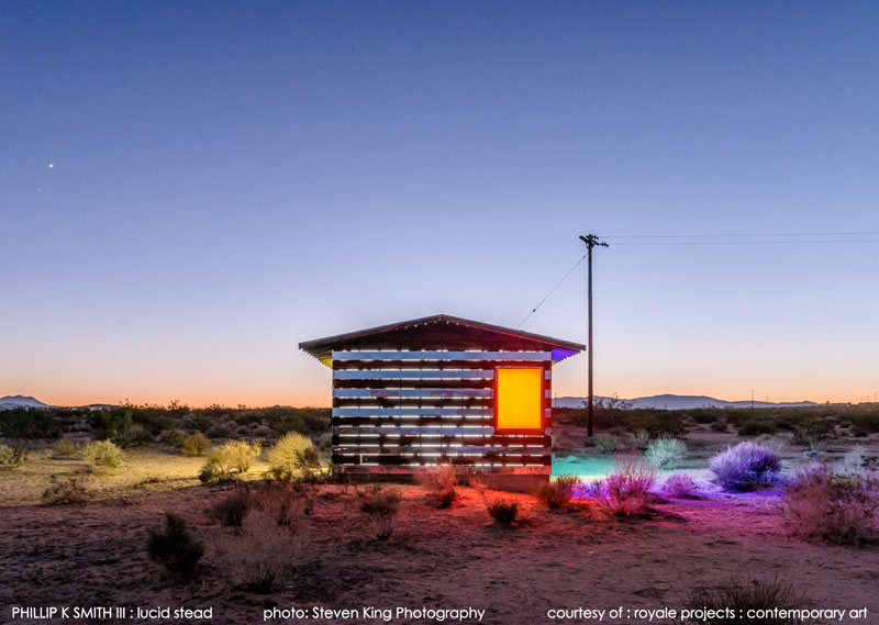 cabin in the desert 11