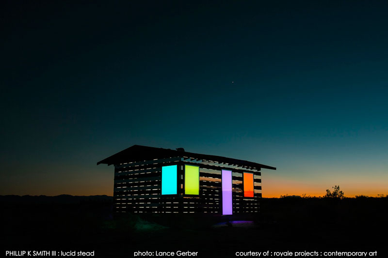 cabin in the desert 13