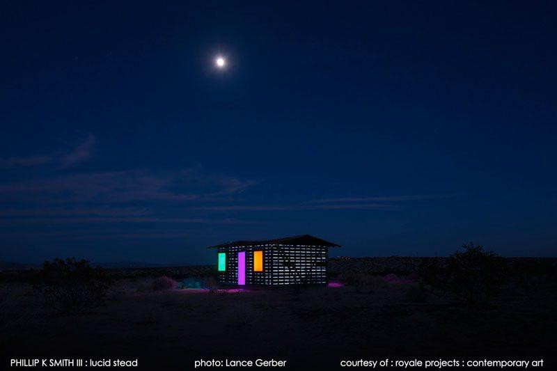 cabin in the desert 14