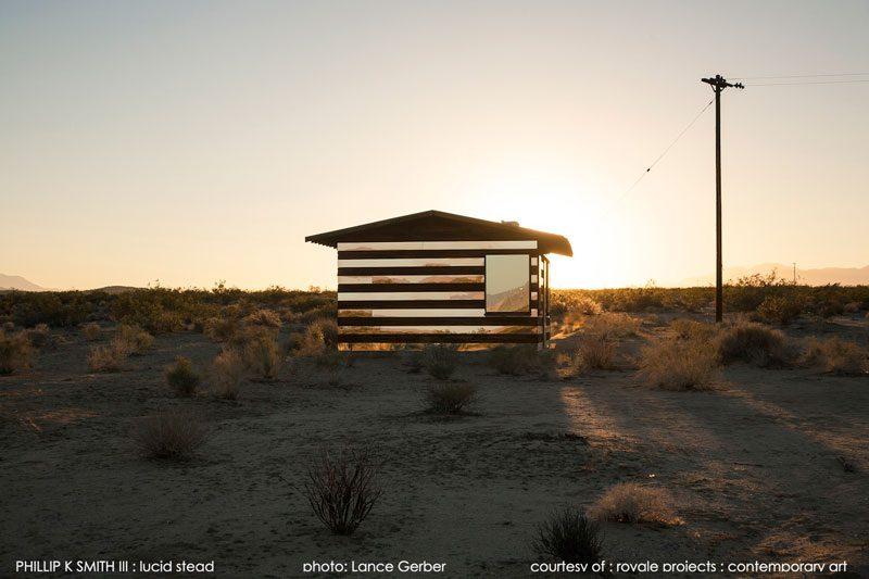 cabin in the desert 8