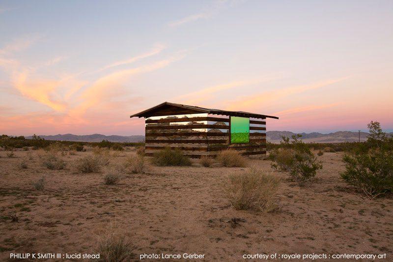 cabin in the desert 9