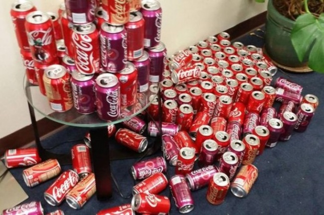 coke in a month 2